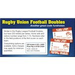 RUGBY UNION DOUBLES