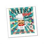 BISTRO BINGO INSTANT BINGO LUCKY ENVELOPE