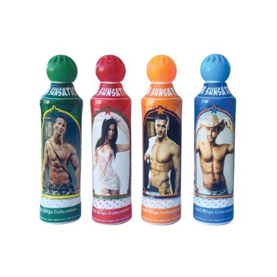SUNSATIONAL HUNKY HERO BINGO DABBER GIFT PACK