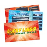 MFP LUCKY LINGO PROMOTIONAL GAMES PACK