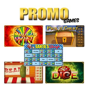 MFP OFF THE SHELF PROMOTIONAL GAMES