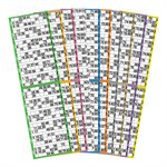 15 GAME BOOK 12UP PREMIUM 10 COLOUR ROTATION